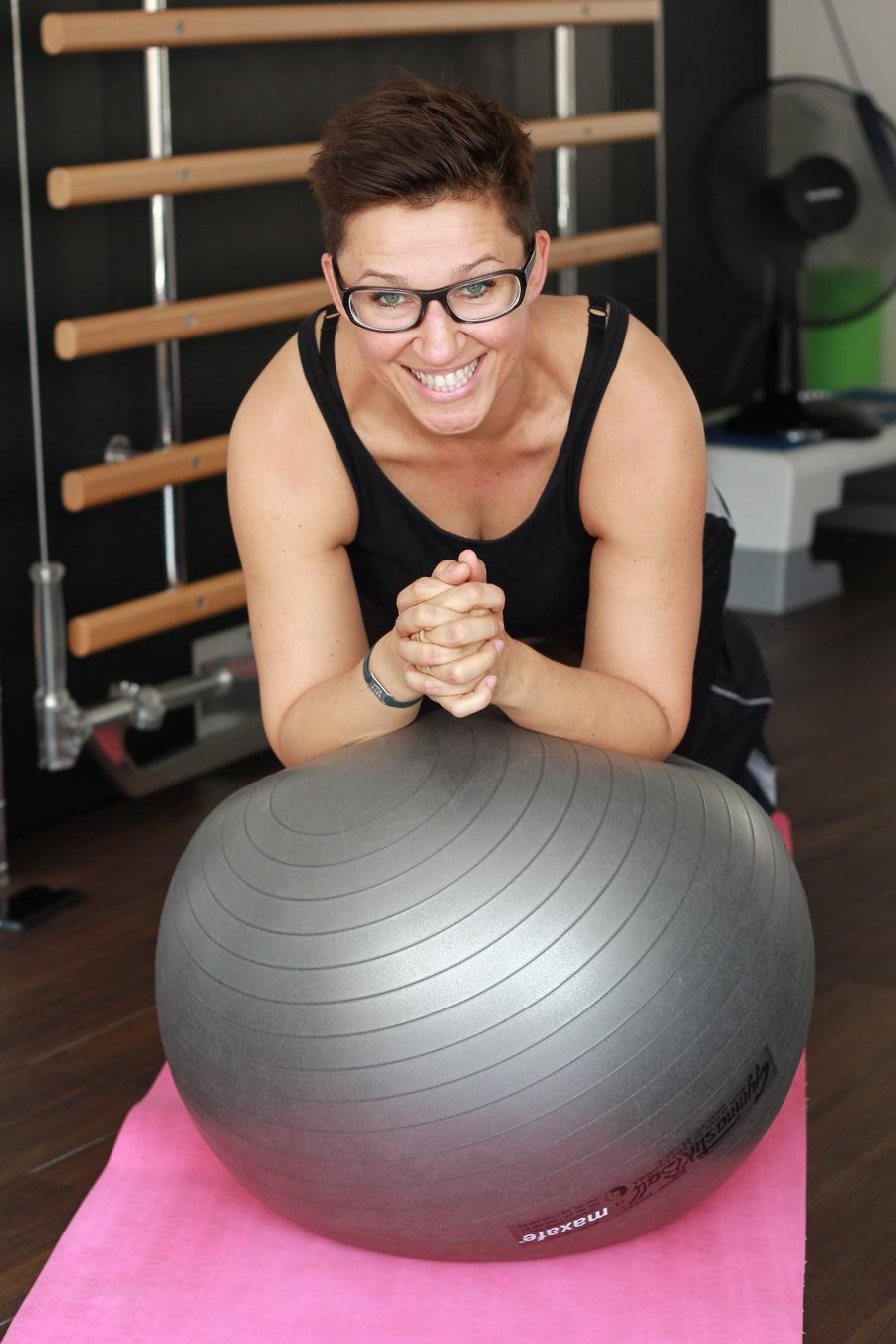 Starke Gründe für Tanja Jacke - Personal Trainerin in Bielefeld